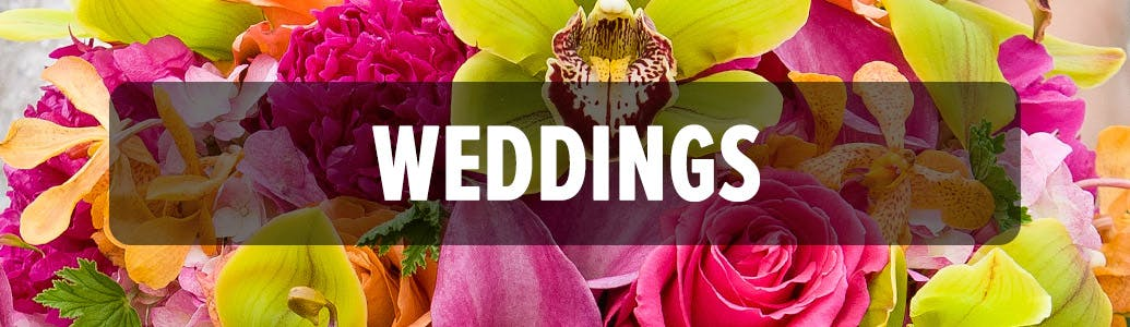 Event & Wedding Flowers
