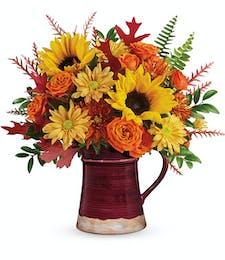 Bounty Of BLooms Bouquet