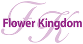 Logo for Flower Kingdom Palm Beach Gardens