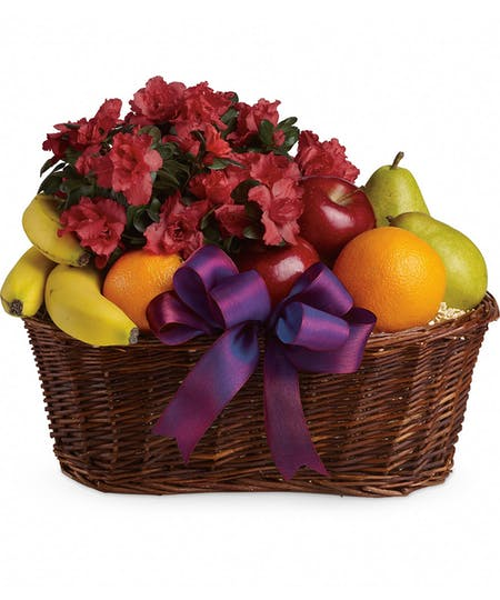 Gourmet & Fruit Baskets