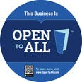 This business is open to all